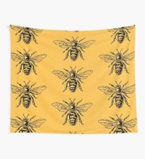 Honey Bee Wall Tapestry