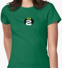 senate halo Womens Fitted T-Shirt
