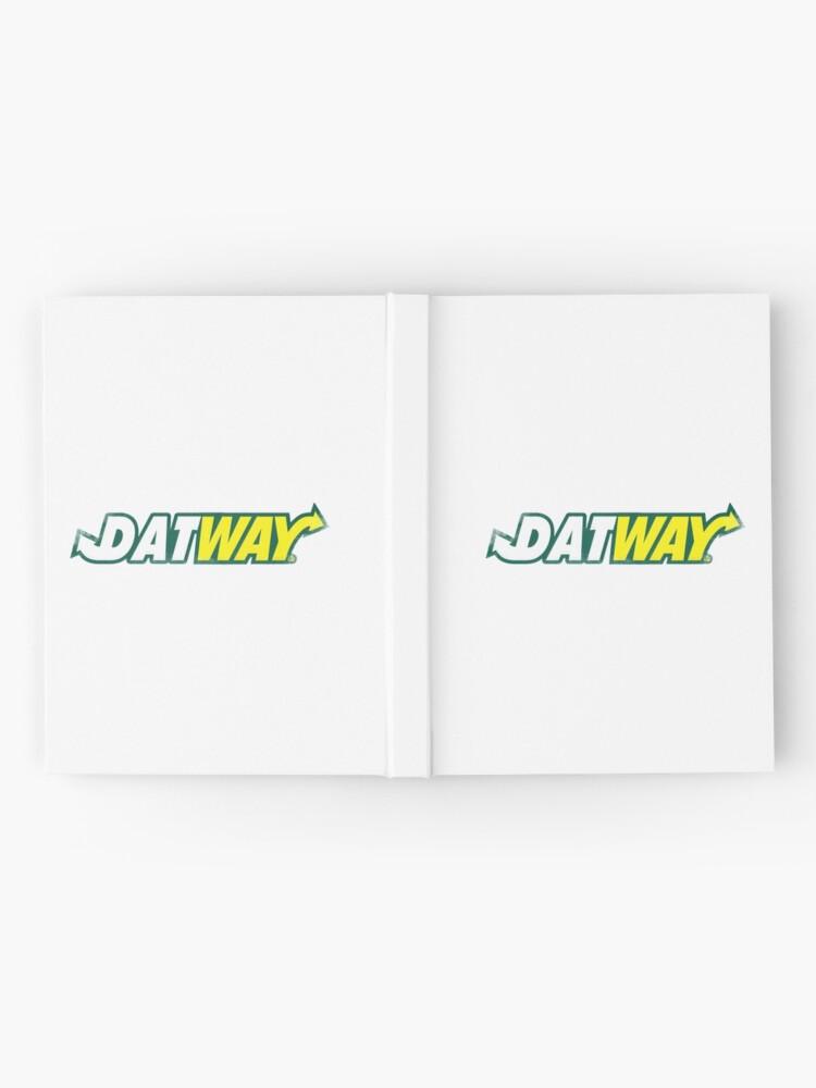 Alternative Ansicht von DATENBLATT Notizbuch