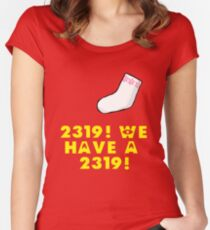 2319 Fitted Scoop T-Shirt