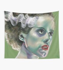 The Bride of Frankenstein Wall Tapestry