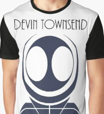 Devin Townsend - Ocean Machine  Graphic T-Shirt