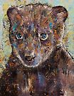 Baby Bear by Michael Creese