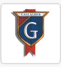 House Gallagher Sticker