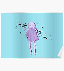 Sagiri Izumi - Purple Poster