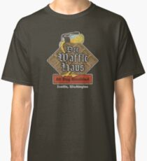 Der Waffle Haus (Dead Like Me) Classic T-Shirt