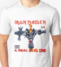 Iron M_real dead Unisex T-Shirt