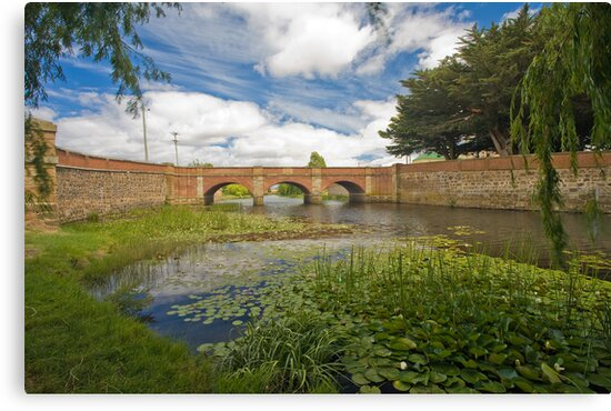 Campbell Town Bridge by Neil