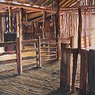 Northern woolshed by anton