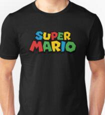 mario hero Unisex T-Shirt