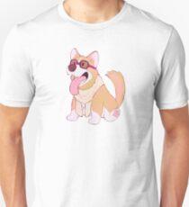 Corgi Pilot T-Shirt