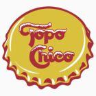 Topo Chico T-Shirt Print by Mr-Hofmann