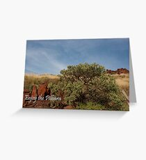 Welcome to the PIlbara Greeting Card