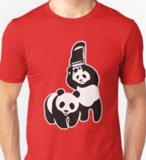 WWF Panda Steel Chair Unisex T-Shirt