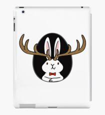 Hello Jackalope! iPad Case/Skin