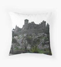 ROCK CASHEL ,IRELAND  Throw Pillow