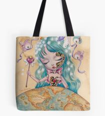 No Matter Where You Are I Will Find You Tote Bag
