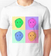 Pop Art Guinea pig Unisex T-Shirt
