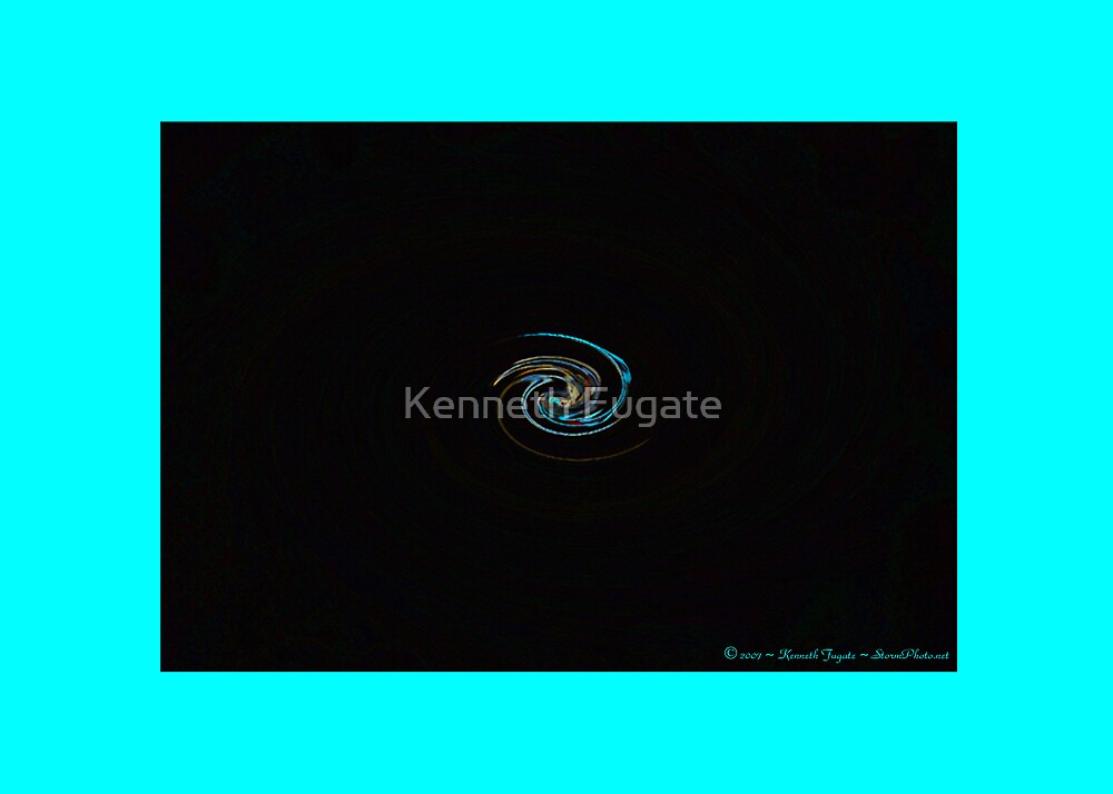 Spin by Kenneth Fugate