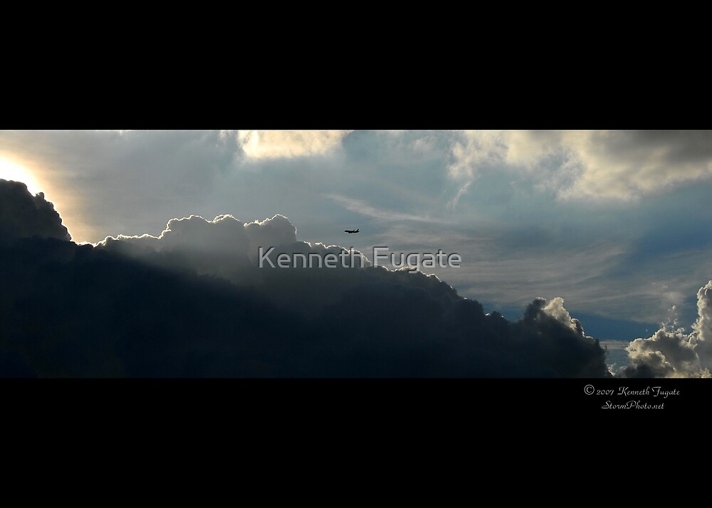 Into the Light by Kenneth Fugate