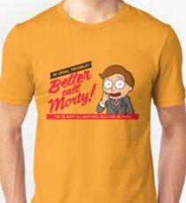 Better Call Morty ver.1.0 Unisex T-Shirt