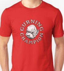 Gurning Champion! T-Shirt