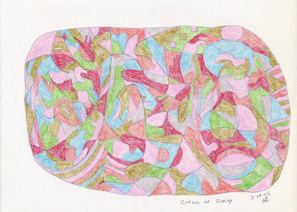 Curves of Beauty by Lucille