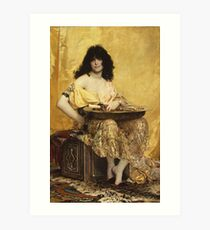 Henri Regnault - Salome Art Print