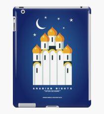 Literary Classics Illustration Series: Arabian Nights iPad Case/Skin