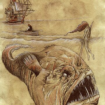 The Ship Eater by JohnHoule