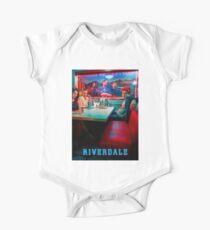 Riverdale Baby Body Kurzarm