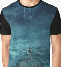 Lost in the ocean Graphic T-Shirt