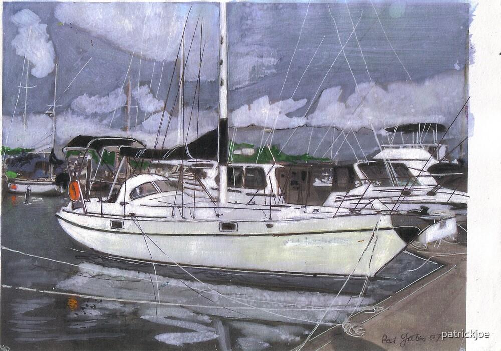 marina by patrickjoe