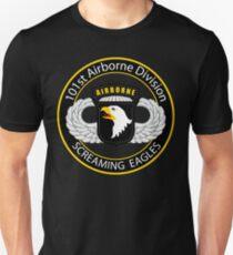 101st Airborne Screaming Eagles Unisex T-Shirt