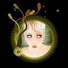 sumpfrose by Martina Stroebel