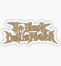 The Black Dahlia Murder Sticker