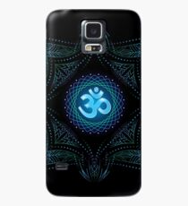 Shanti Om / Mandala Case/Skin for Samsung Galaxy