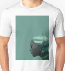 Ex Machina - Ava (Double Exposure Unisex T-Shirt
