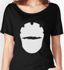 Peebee (White) Women's Relaxed Fit T-Shirt