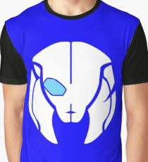 Jaal (White) Graphic T-Shirt