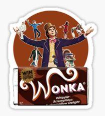 Willy Wonka - Cinema Classics Sticker