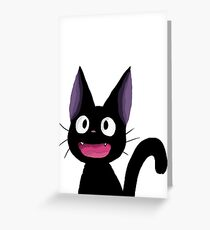 Kiki delivery service greeting cards redbubble jiji kikis delivery service greeting card m4hsunfo