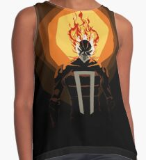 Ghost Rider Contrast Tank
