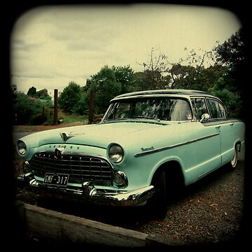 OLD CAR HUDSON by MarbiaStudios