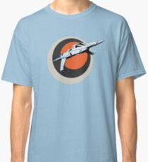 Earth Force Star-Fighter  Classic T-Shirt