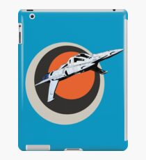 Earth Force Star-Fighter  iPad Case/Skin