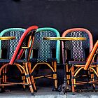 Well Aligned Chairs by cclaude
