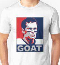 Tom Brady GOAT TB12 Unisex T-Shirt