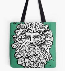Long Live the Green Man Tote Bag