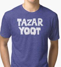 Gorillaz - Tazar Yoot Tri-blend T-Shirt